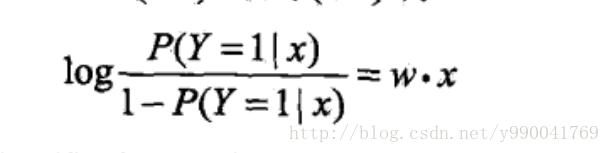 logistic公式
